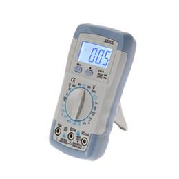 medidor de circuito Rebajas Multímetro digital multímetro digital multímetro probador voltímetro dc f500mA / 250V multímetro digital multímetro digital