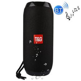 Centro de esportes ao ar livre on-line-Esportes ao ar livre Mini Sem Fio Bluetooth Hifi Speaker Portátil Pc Music Center Bass Mp3 À Prova D 'Água Altifalante Estéreo para Computador