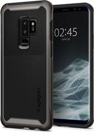 Spigen o caso híbrido neo para Samsung para galáxia mais S9 spiga gunmetal urbana - 593cs22974 navio da Turquia HB-000512040 de Fornecedores de armadura do iphone