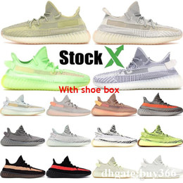 Com Box nuvem branca Citrin Lundmark Antlia Synth Preto estática Reflective Running Shoes verdadeira forma Hyperspace argila Belgua Zebra Sneakers Bred de Fornecedores de insta pump fury