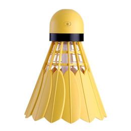Haute qualité Lampe Huile essentielle Aroma Diffuseur Fogger Désodorisant Badminton Forme Mini Humidificateur USB Humidificateur d'air rechargeable ? partir de fabricateur