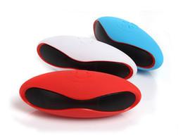 Hochwertige MINI X6 Bluetooth Tragbare Fußball Drahtlose Lautsprecher Audio Player Musik Lautsprecher altavoz Unterstützung MP3 Player TF-Karte von Fabrikanten