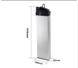 Ebike 36v bateria li ion on-line-Livre Aduaneiro imposto Ebike Dobrável de Alta Potência 750 W 36 V 15AH uso da bateria li-ion panasonic 2900 MAH célula com 20A BMS 42 V 2A Carregador