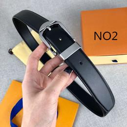 gürtel für niedliche schwarze kleider Rabatt Luxus Gürtel Designer Gürtel Herren Frau Berühmten Gürtel Marken Nadel L Schnalle Mode Gürtel 10 Arten Breite 3,4 cm Hohe Qualität mit Box Option