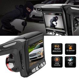 2019 tableau de bord numérique universel 2,4 pouces Enregistreur vidéo numérique véhicule Mini caméra enregistreur vidéo au volant universel pour voiture Dash caméra dvr tableau de bord numérique universel pas cher