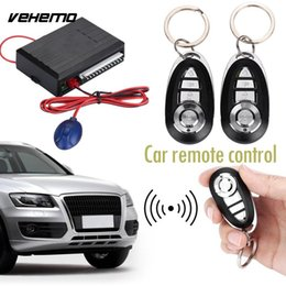 remote door unlock Coupons - VEHEMO Remote Control Keyless Entry System Central Lock Safety Smart Automatic Accessories Car Finder Door Lock Unlock Locking