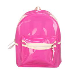 5033aa050c512 koreanischen beutel trend Rabatt Fluoreszierende Rucksack Studententasche  Mit Licht Coole Koreanische Version Der Rucksäcke Sporttasche Trend