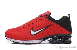mediados de corte zapatos para correr Rebajas Nike AIR Shox 628 Diseñador Hombre Zapatillas Negro Oro Shox Nz Zapatillas de baloncesto Knit Chaussures Hombre Zapatillas de deporte para hombre Zapatos para correr Tamaño 40-46