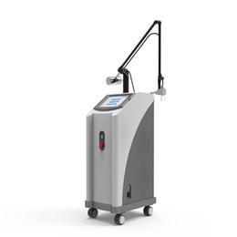Modello vaginale online-Multifunzionale di alta qualità Cura della pelle Nuovo Modello Vaginale Metal Machine Usa RF Tube frazionario Laser Co2 Fotona Laser
