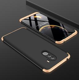 case mi note Скидка 3-в-1 пластиковый жесткий 360 полный защитный чехол Xiaomi Mi 8 Lite Mi 8 Mi A1 A2 анти-шок полностью задняя крышка ПК чехол для Redmi Note 5 6 7 Pro