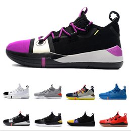 huge discount 1353f 0fb04 2019 ad am besten 2019 neue beste Kobe AD Basketball-Schuhe Herren Kobe  Gold