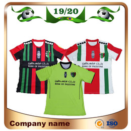 43df5d7dc03 2020 Deportivo Palestino Soccer Jersey19 20 Home Black ORRES ROSENDE CAMPOS  CORTES CUTIERREZ Away Soccer Shirt 3rd football Uniform