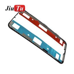 Высокое Качество Для iPhone X XS Xs Макс Средняя Рамка Рамка Передняя Сенсорный ЖК-Экран Корпус Ремонт Восстановленное Сломанный ЖК-Brezel Frame от Поставщики чехол для иврита телефона