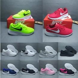 Оптовая обувь для бега nike tanjun черный белый красный синий кроссовки Мужчины Женщины спортивная повседневная обувь Лондон Олимпийские бега обувь для бега размер 36-45 от