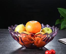 trockenfruchtdekoration Rabatt 1 STÜCK Trockenfrüchte Platte Home Food Platte Dekoration Japanischen Verdicken PS Kunststoff Obstteller für Wohnzimmer Europäischen Stile OK 0832