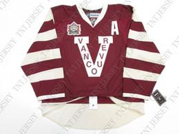 e6877aa14 Cheap custom DANIEL SEDIN VANCOUVER CANUCKS 2014 HERITAGE CLASSIC JERSEY  stitch add any number any name Mens Hockey Jersey XS-5XL