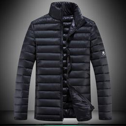 Mens casaco tamanho 7xl on-line-Parka Homens Extra Plus Size Inverno Quente Jaqueta Mens Puffer Casaco Homem Acolchoado Casaco Acolchoado Casacos Sólidos Parkas Inchado 6XL 7XL 8XL