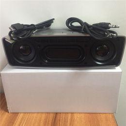 Canada S815 Mini Portable Bluetooth Haut-Parleur Son Lke Sans Fil Haut-Parleur Subwoofer Stéréo Subwoofer Haut-Parleur FM Carte TF En Gros DHL Offre