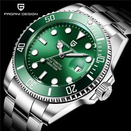 2019 новые дизайны часов 2019 NEW PAGANI DESIGN  Automatic Mechanical Watch Men stainless Steel Waterproof Business Men's Mechanical Watches скидка новые дизайны часов