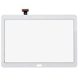 2019 painel de toque do digitalizador para a guia de samsung 15 pcs dhl muito de alta qualidade da tela de toque do painel de digitador de vidro substituição peças para samsung galaxy tab pro 10.1 t520 t525 painel de toque do digitalizador para a guia de samsung barato