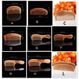 Doğal Şeftali Ahşap Tarak Ahşap Anti-statik saç fırçası saç masajı sağlık fırça Özelleştirilmiş LOGO kabul ahşap tarak supplier hair peach nereden saç şeftali tedarikçiler
