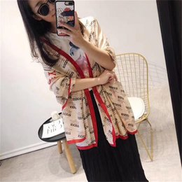 New Brand Шелковый шарф для женщин Summer Designer Classic Высококачественные шарфы из натурального шелка Ms. Высококачественные и удобные мягкие шали от
