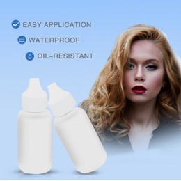 Adhesivo para pelucas online-Pegamento de peluca de encaje Adhesivo Pegamento de unión para peluca Pegamento de encaje invisible removedor de pelo Adhesivo proveedor de fábrica