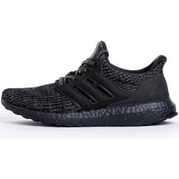 2019 оптовые UltraBoos Ultra 4.0 кроссовки зеленый черный тройной черный интернет-магазины обувь Apes Navy Multicolor 3A 04 от