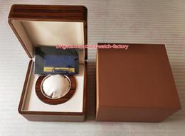 Часы наручные онлайн-Роскошные высокое качество VC зарубежные часы оригинальный футляр документы коричневый деревянные коробки сумка Fiftysix Patrimony зарубежные 4500V / 110A-B128 часы