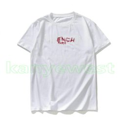 cb1a11d6 2019 new Europe Luxury brand mens Embroidery letter print t shirt High  quality tshrits Fashion Women designer T Shirts Casual Cotton Tee Top
