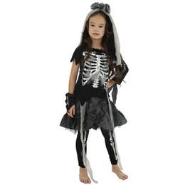 Halloween Mantello Bambini Zucca Fantasma Devil Cat Fancy Dress Costume Accessorio