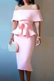 chiffon hochzeitskleid tropfen ärmel Rabatt Damen Deluxe Fashion Schulter Kleid Designer Bekleidung Italienisches Schulter Kleid