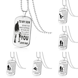 10Pcs Stainless Steel Dog Tag Bead Chain for DIY Charms Necklace Adjustable