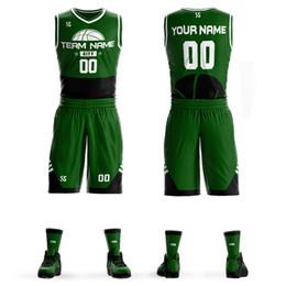 Nom personnalisé + nombre enfants adultes College Basketball Jerseys USA maillot de basket-ball jeunesse pas cher basketball uniformes ensemble ? partir de fabricateur