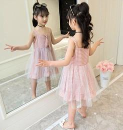 Argentina Niñas vestido de verano 2019 nuevo estilo inconformista malla para niños vestido de princesa niña vestido a cuadros, puede ser al por mayor Suministro