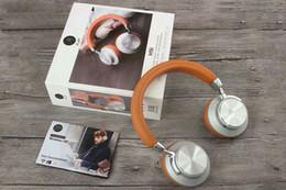 bluetooth металлические наушники Скидка Фирменные беспроводные наушники Bluetooth для наушников H9i Металлический корпус A + качество с розничной доставкой