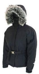 женские белые лыжные куртки Скидка Горячие продажи зима белая утка вниз толстовки Женские Лыжные пуховики открытый ветрозащитный теплый дамы высокое качество повседневная пальто S-XL черный