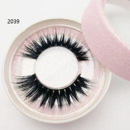 04a1784e770 New design Wholesale price handmade Silk Eyelash best quality eyelashes 3d  silk eyelashes Lower Price Natural Looking lashes