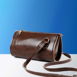 bb0207defdc4 Cheap Fashion High Quality Fashion Women messenger bags Leather Handbag  Cross Body Shoulder Bucket bag bags handbags women famous brands