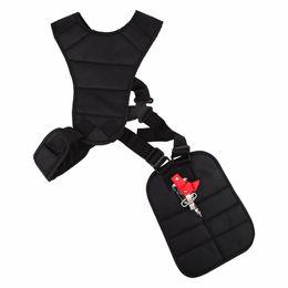2019 utensili da giardinaggio Tosatrice professionale Spazzola per imbracatura a doppia spalla Spazzola per imbracatura Strimmer Imbracatura regolabile Imbracatura per attrezzi da giardinaggio utensili da giardinaggio economici