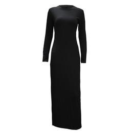 2019 frauen baumwolle abaya Abayas Für Frauen Kaftan 2019 Unterwäsche Baumwolle Lange Islam Muslim Hijab Kleid Abaya Dubai Jilbab Elbise Türkische Islamische Kleidung rabatt frauen baumwolle abaya