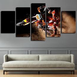 "Cartoon Art Oil Painting Print On Canvas Home Decor/""Phoenix /& X-Man Divas/""Framed"
