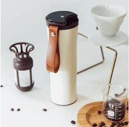 Deutschland Xiaomi KissKissFish MOKA Smart Kaffeetasse Reisebecher Edelstahl mit OLED Touchscreen Temperaturanzeige 430 ml Tragbar Versorgung