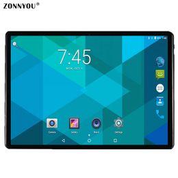Tablet PC da 10.1 pollici Tablet PC originale 3G di Apple 8.0 8.0 Tablet PC con doppia scheda telefonica SIM Card Bluetooth da 4 GB / 32 GB con scheda madre Octa Core da