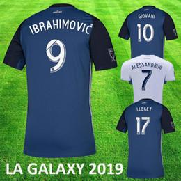 2019 beckham galaxy jersey Camiseta de LA Galaxy Soccer 2019 Camiseta IBRAHIMOVIC 19 20 Camisa de Los Angeles Galaxy GERRARD GIOVANI BECKHAM DOS SANTOS KAMARA maillot de foot beckham galaxy jersey baratos