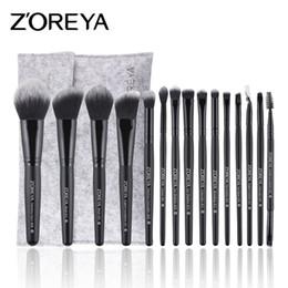 Zoreya make-up pinsel set online-ZOREYA Make-up Pinsel Professionelles Make-up Pinsel Set Viele verschiedene Modelle als unverzichtbares Kosmetikwerkzeug