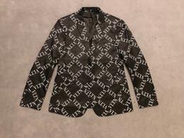 блейзер дизайн шеи для мужчин  Скидка Мужская новая модная дикая дышащая удобная куртка для ужина с принтом forj