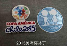 Emblemas de remendo futebol on-line-19 20 Taça Europeia de futebol patches impressão quente emblemas de futebol boa qualidade ombro reunindo adesivos carimbando braçadeiras braçadeiras impressas