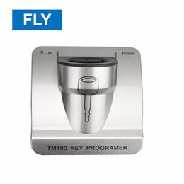Argentina Fly TM100 V7.14 Transponder Key Programmer Versión completa Compatibilidad con All Key Lost con 62 módulos Actualización en línea Vida útil gratis Suministro