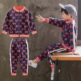 Argentina Traje de otoño para niños de Corea 2019 Ropa infantil de moda para niños y primavera, otoño y otoño, guapo y guapo supplier handsome boys clothes Suministro